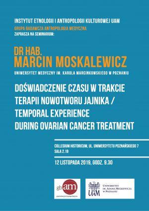 Seminarium: Doświadczenie czasu w trakcie terapii nowotworu jajnika